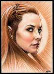 TAURIEL SKETCH CARD II