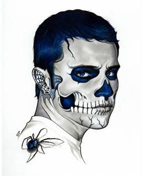 Dia de los Muertos - Sketch B