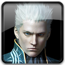 Vergil Dock Icon by Carudo
