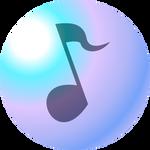 Music Bubble Cutie Mark