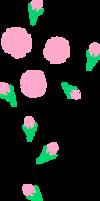 Rose Dust's Cutie Mark by Kinnichi