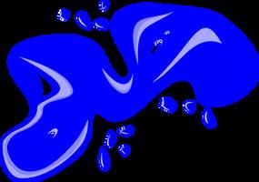 Water's Cutie Mark by Kinnichi