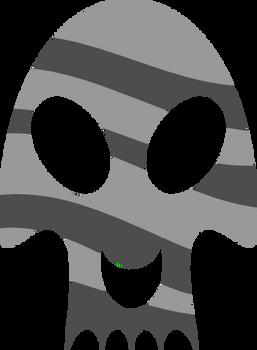 Tiger Skull Cutie Mark