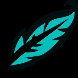 Blue Feather Cutie Mark