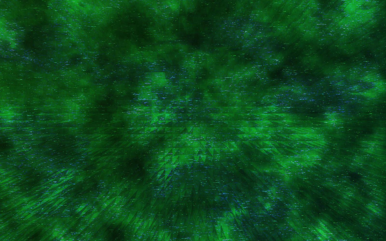 Green Galaxy