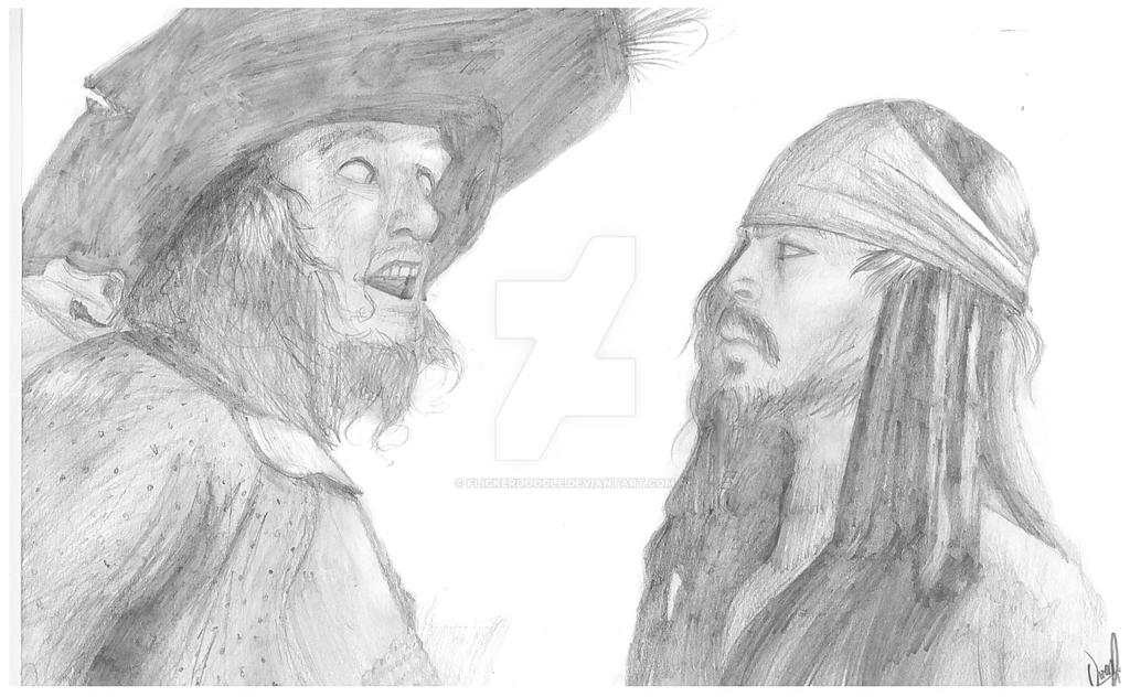 Pirates by Flickerdoodle