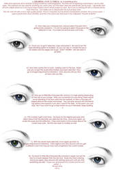 Coloring Eyes Tutorial