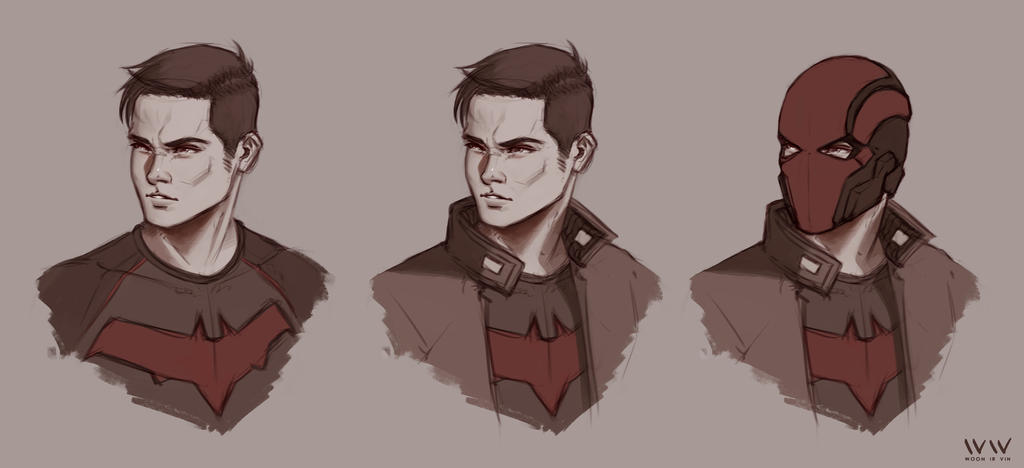 Jason Todd by leonwoon