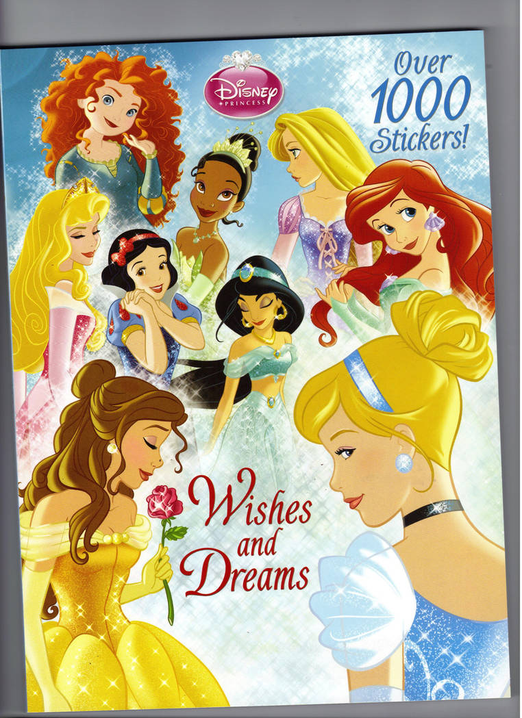 My First Disney Princess Coloring Book I Got Today by ...