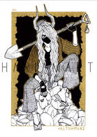 Masquerade of Sorrows IV - Altschmerz by HariamArt