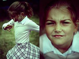 when I was younger. by gloeckchen