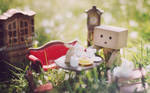 Teatime - Wallpaper.