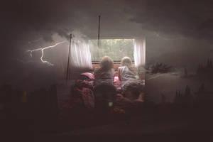lights, lights, lightning. by gloeckchen