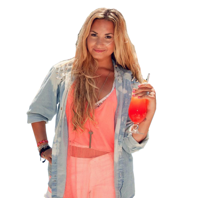 Demi Lovato Png by twinklingsparkles
