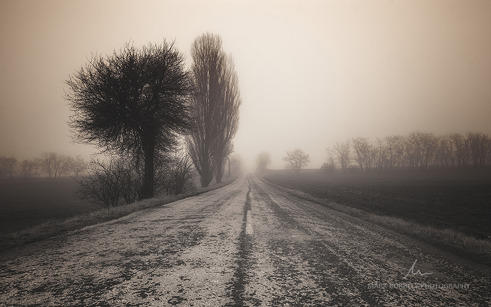 Vanishing point by markborbely
