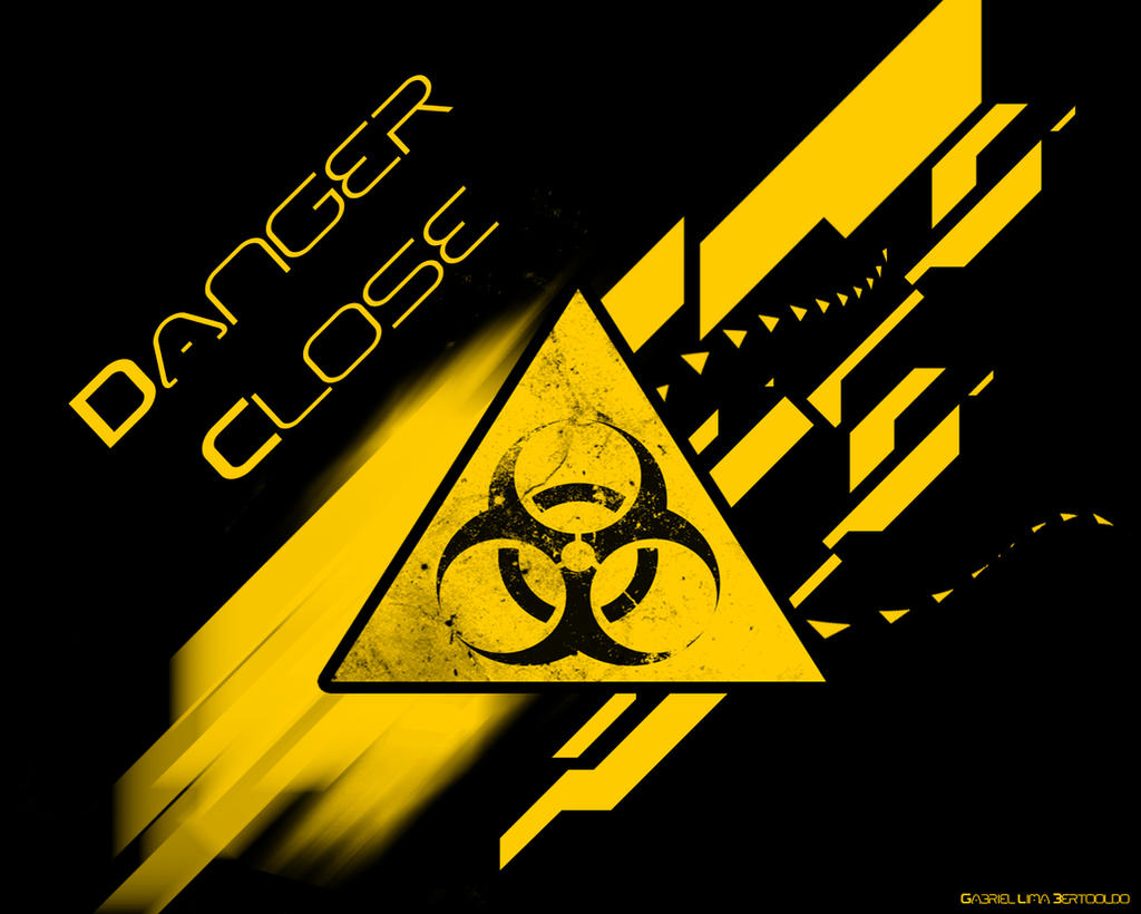 Fantastic Wallpaper Logo Danger - danger_close_by_technodaydreamer-d60sysb  Photograph_119520.jpg