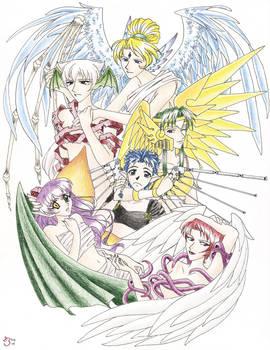 Chimera angels