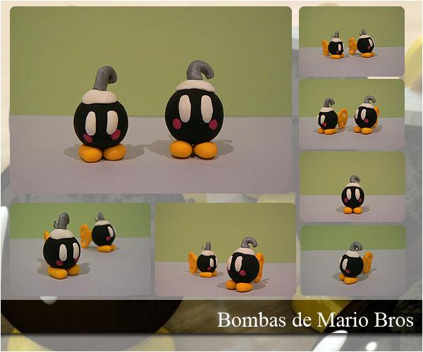 Bombas de Mario Bros by Jennol