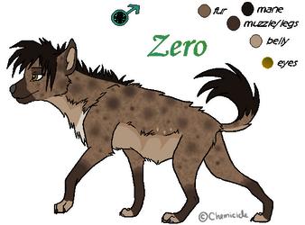 Zero by J-Dove