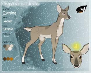 Evelina by J-Dove