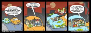 Supertipo y el Pibe Maravilla - Tira 88