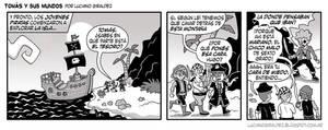 Tomas y sus mundos 2da temporada - Tira 6