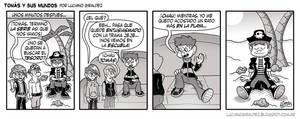 Tomas y sus mundos 2da temporada - Tira 9