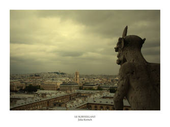 Le Surveillant by JuliaKretsch