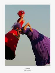 Tandem by JuliaKretsch