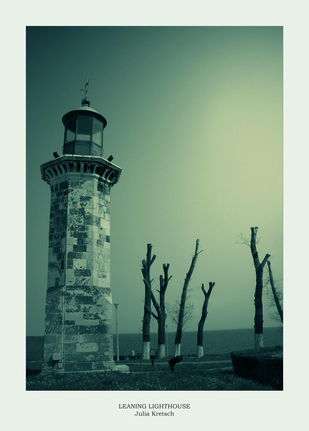 Leaning Lighthouse by JuliaKretsch