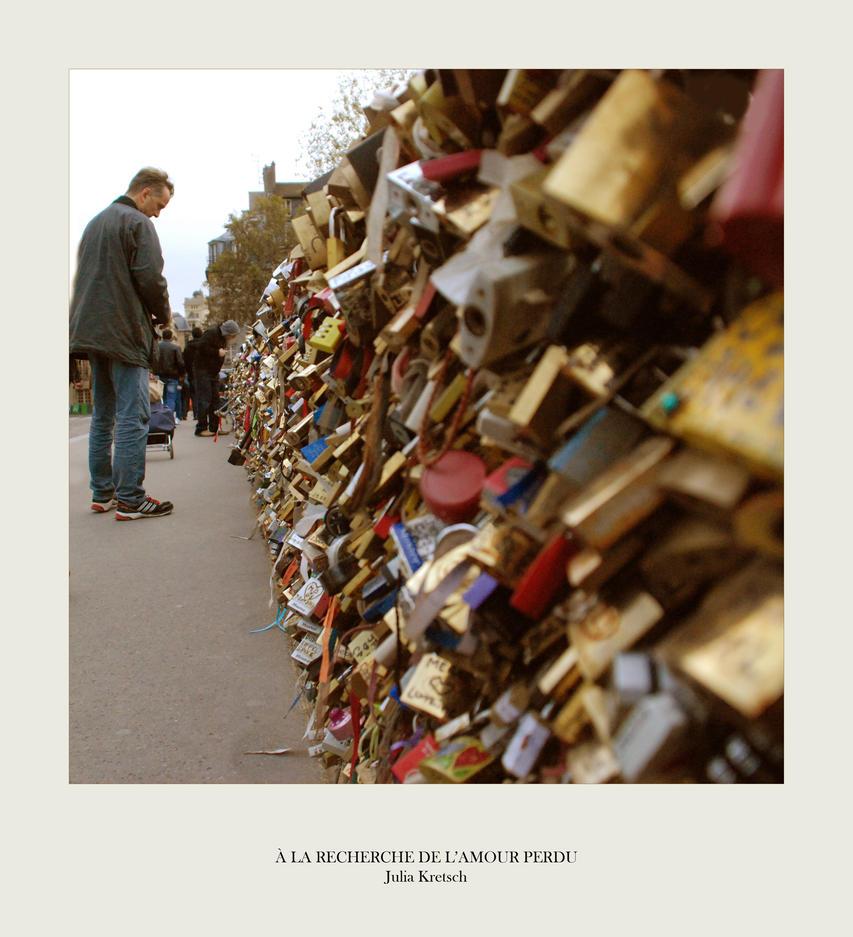 A la recherche de l'amour perdu by JuliaKretsch