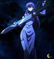 Sheele -Akame ga kill by Wood3nh3art