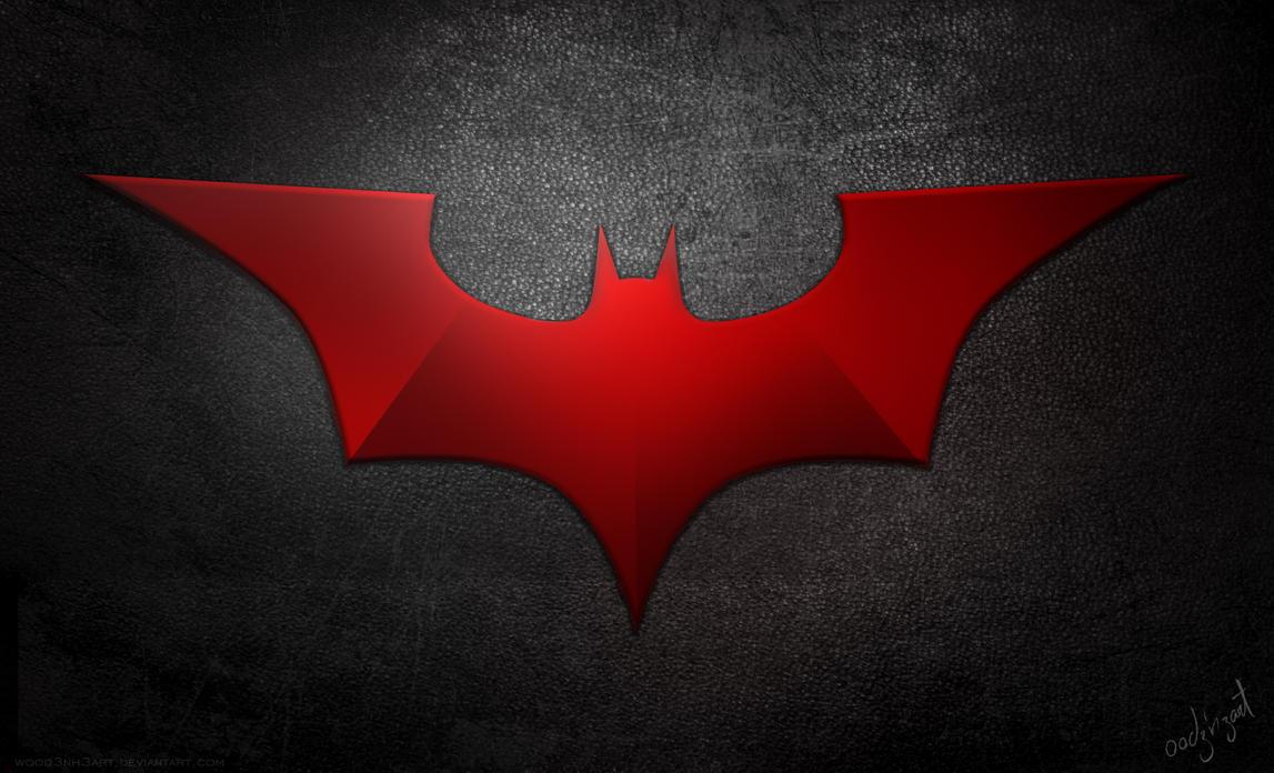 Batwoman's Logo by Wood3nh3art