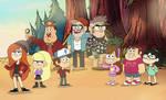 Gravity Falls Season 3 The Next Summer