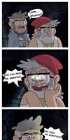GF S3: Curse Of Bill by TheFreshKnight