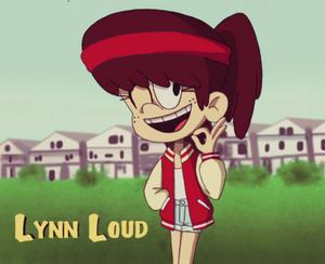 Lynn Loud 80s Intro
