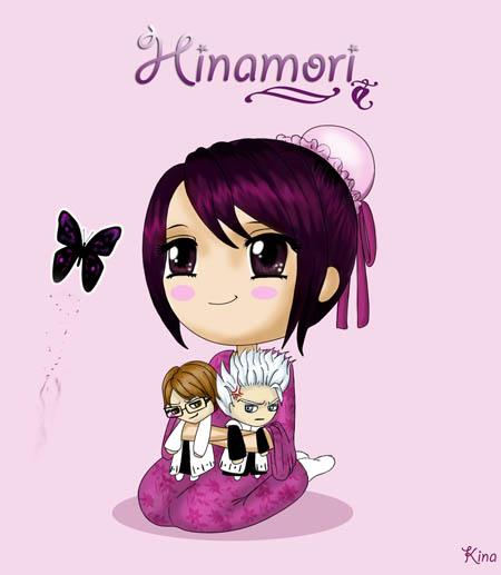 Hinamori by Ange-Ninette