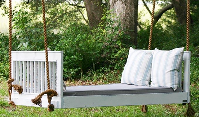Buy designer swings online india by streetwooden on deviantart - Veranda schaukel ...