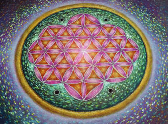 Flower of life by unspoken411