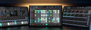 G-Stomper Drum Machine App by geranatali