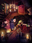 Welcome to Pickwick's Magic Store