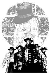 Black Silk cover