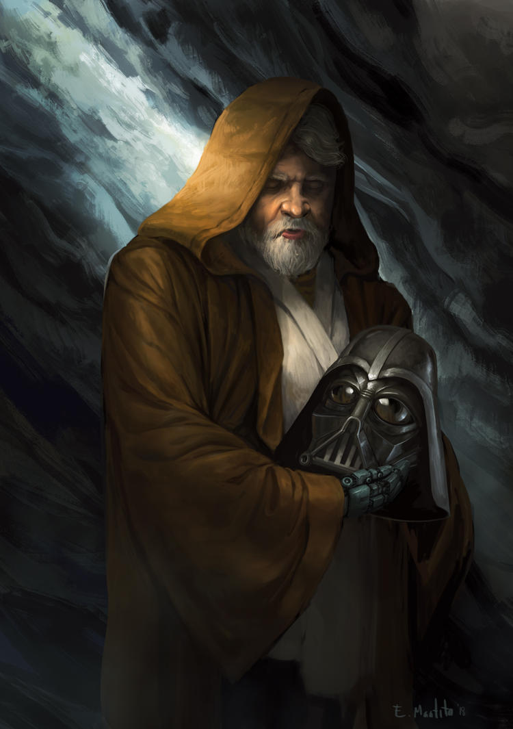 The Skywalker's Memento Mori by N8watcher