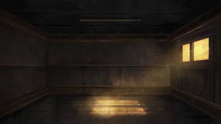 Empty Chair Room - Cardinal Cross Visual Novel BG
