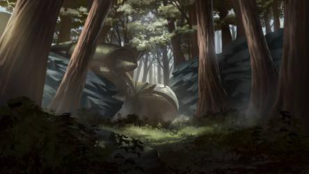 Jungle Arion Crash - Cardinal Cross Visual Novel
