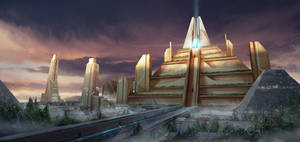 The Grand Temple of the Sun People