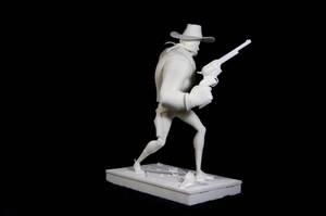 The Gunfighter04 by clarkartist