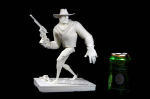 The Gunfighter07 scale by clarkartist