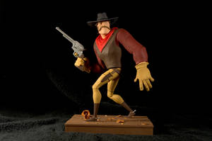 The Gunfighter-painted01 by clarkartist
