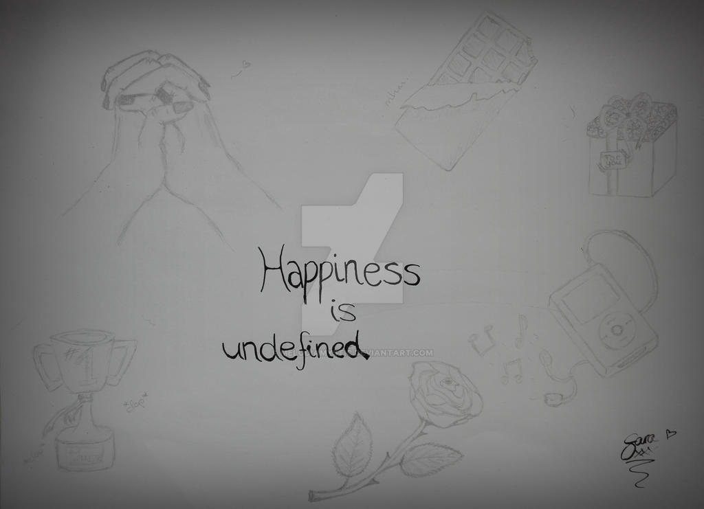 {CONTEST} Happiness is undefined by MelodiaMystic